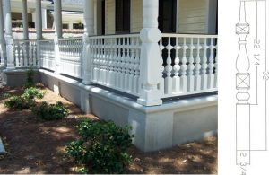 Colonial Baluster